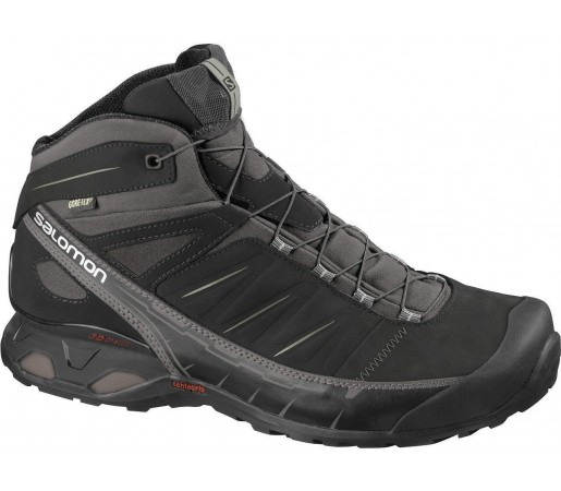 Incaltaminte Salomon X Over LTR Mid GTX M Black 2013