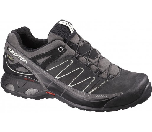 Incaltaminte sport Salomon X OVER LTR GTX Black