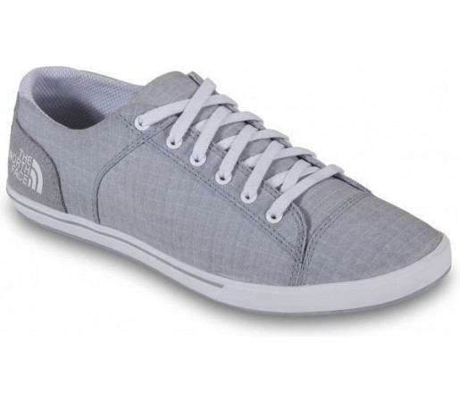 Incaltaminte The North Face Base Camp Lite Grey- White