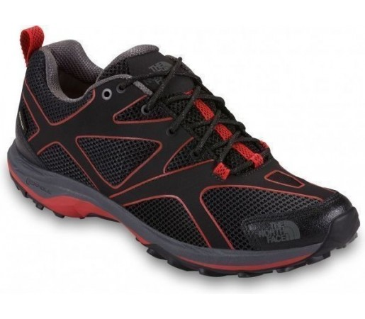 Incaltaminte The North Face Hedgehog Guide GTX Black/Red 2013