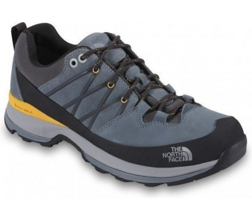 Incaltaminte The North Face M Wreck Blue Yellow 2013