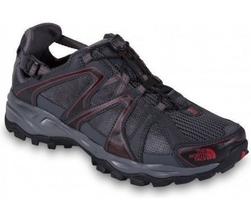 Incaltaminte The North Face Sieve IV Grey- Red