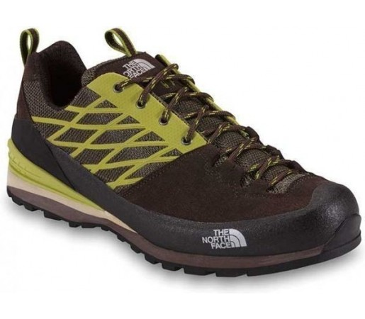 Incaltaminte The North Face Verto Plasma Shroom Brown- Citronelle Green