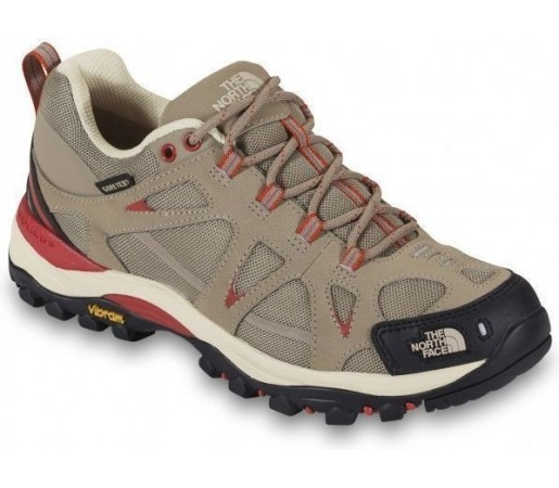 Incaltaminte The North Face W Hedgehog GTX IV Beige- Red