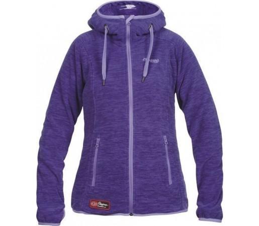 Jacheta Polar Bergans Hareid Purple
