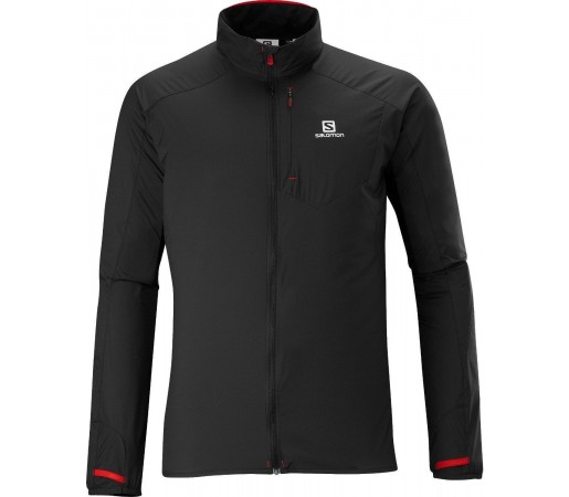 Geaca Salomon Fast Wing Jacket M Black 2013