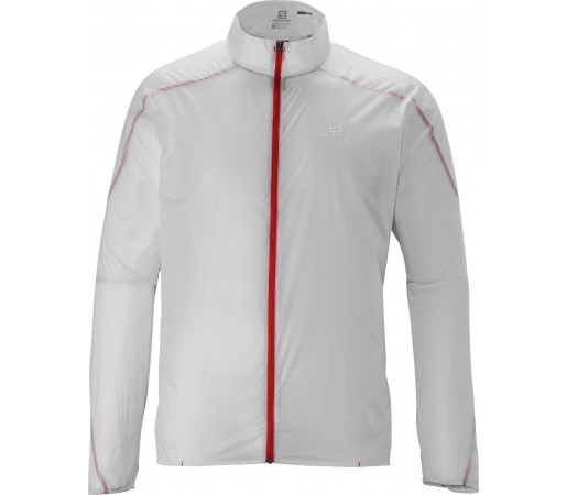 Jacheta Salomon S-Lab Light Jacket M White 2013