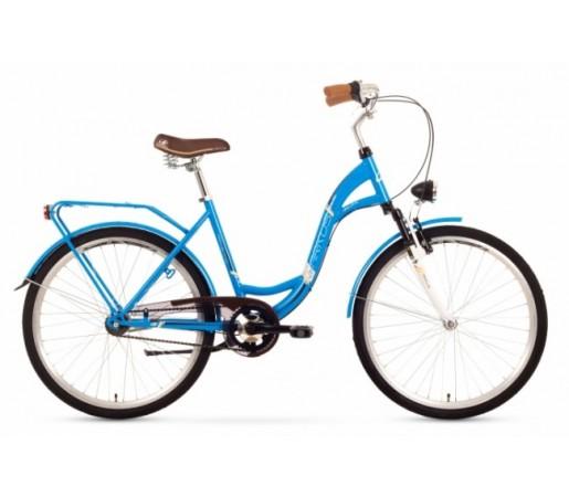 Bicicleta oras Arkus Jaspis 26 Lux Albastra 2016