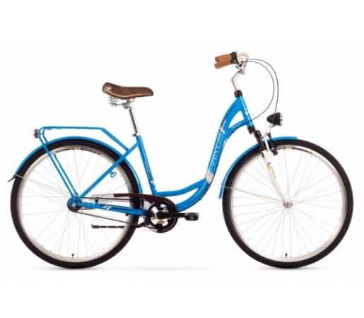 Bicicleta oras Arkus Jaspis 28 Lux Albastra 2016
