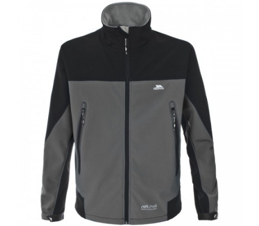 Geaca softshell Trespass Kamet Gri
