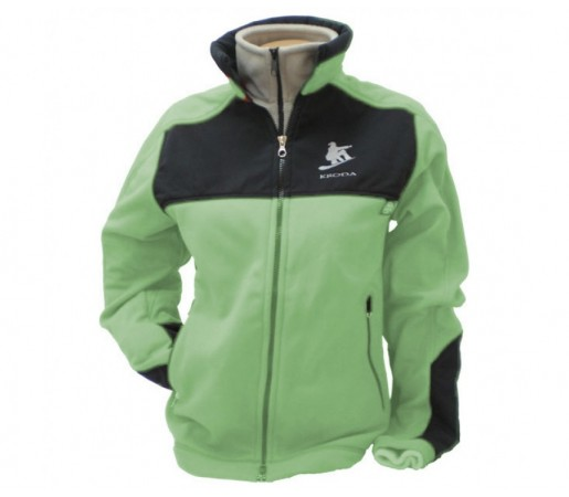 Geaca Kroda Pitto Gore-tex Windstopper Verde