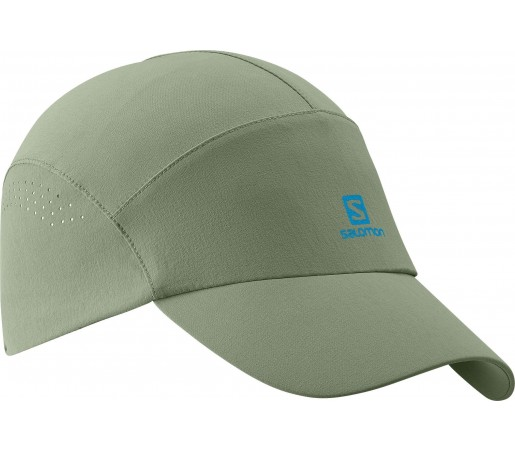 Sapca Salomon Softshell Cap Green