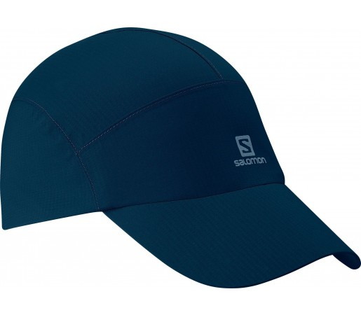 Sapca Salomon Waterproof Cap Blue