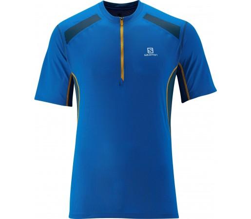 Tricou Salomon Ultra Trail M Blue