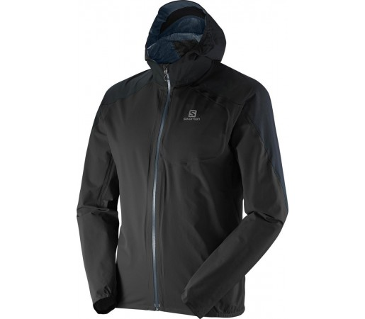 Jacheta Salomon Bonatti WP Jacket M Neagra