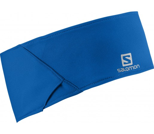 Bandana Salomon Training Headband Albastra