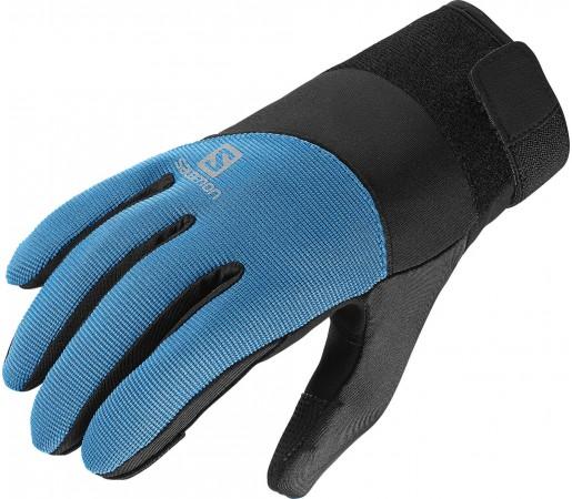 Manusi Salomon Thermo Glove W Black/Blue