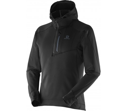 Midlayer Salomon Swift II M Black