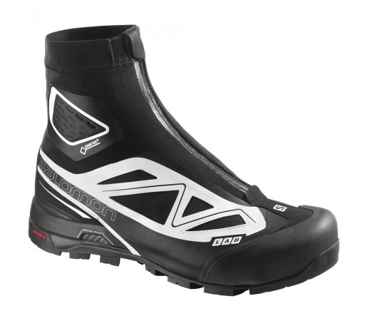 Incaltaminte hiking Salomon S-Lab X Alp Carbon GTX Negru/Alb
