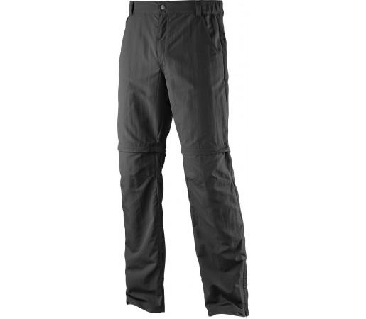 Pantaloni Salomon Elemental Ad Zip-Off Pant M Negri