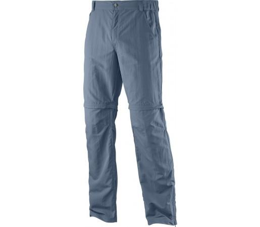 Pantaloni Salomon Elemental Ad Zip-Off Pant M Turcoaz
