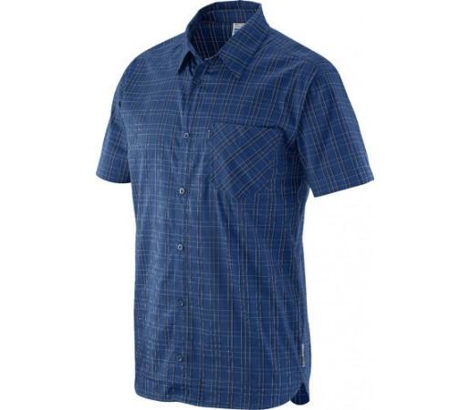 Camasa Salomon Bregenz SS Shirt M Albastra