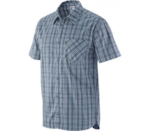 Camasa Salomon Bregenz SS Shirt M Turcoaz