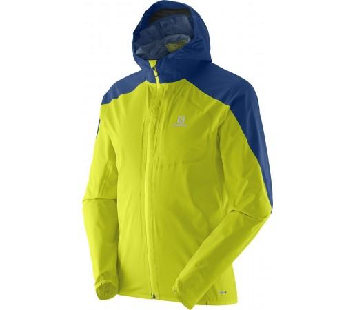 Geaca Salomon Bonatti WP Jacket M Gecko Verde
