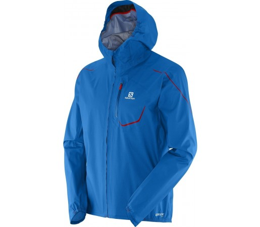 Geaca Salomon GTX Active Shell Jacket M Albastra