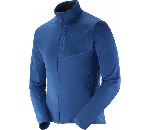 Bluza Salomon Discovery FZ Midlayer M Bleu