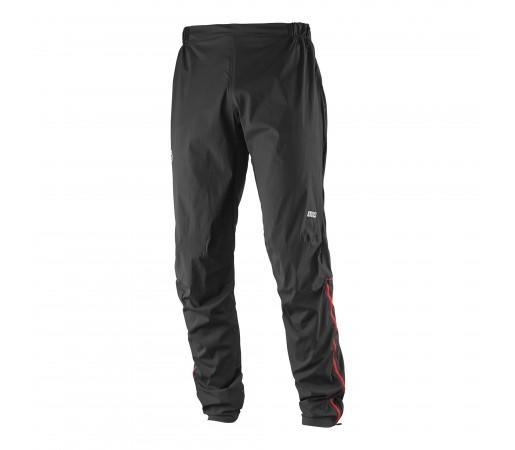 Pantaloni Salomon M  S-Lab Hybrid WP Negri