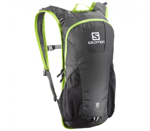 Rucsac Salomon Trail 10 Gri/Verde