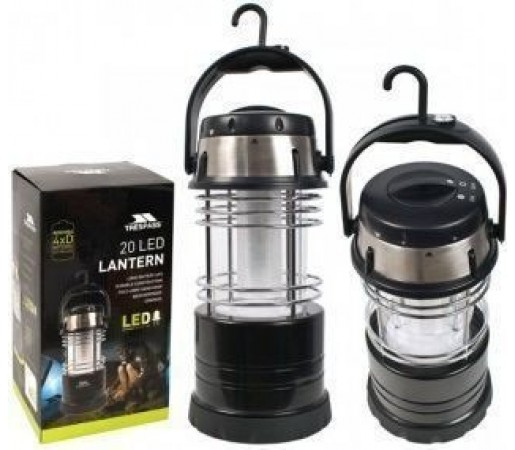 Lanterna Trespass Emitter Black