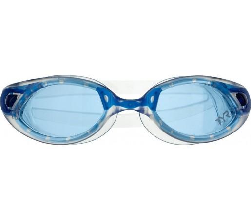 Ochelari inot Tyr Femme Crystalflex albastri 2013
