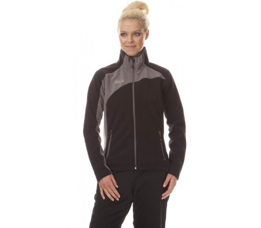 Polar Nordblanc LUNAR Polar Fleece Negru