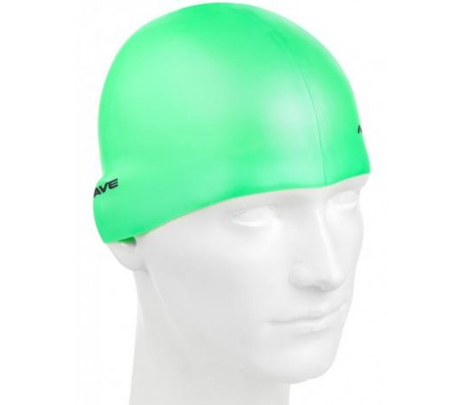 Casca inot Mad Wave Silicon Neon Verde