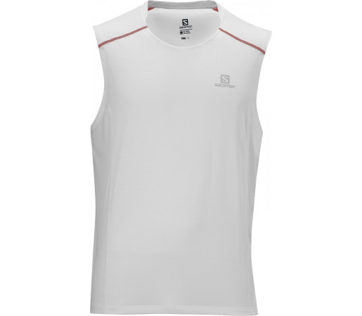 Maieu Salomon Light Tee M White 2013