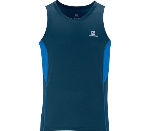 Maieu Salomon Start Tank M Blue