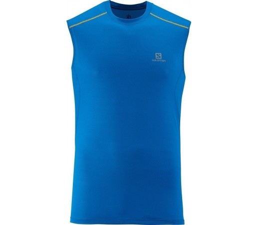 Maieu Salomon Trail Runner Tank M Blue