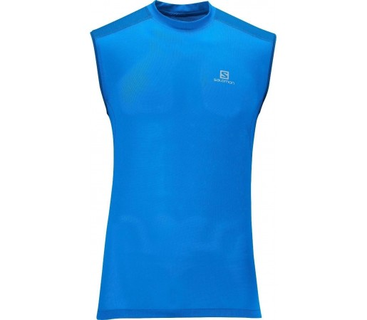 Maieu Salomon Trail Runner Tank M Blue 2013