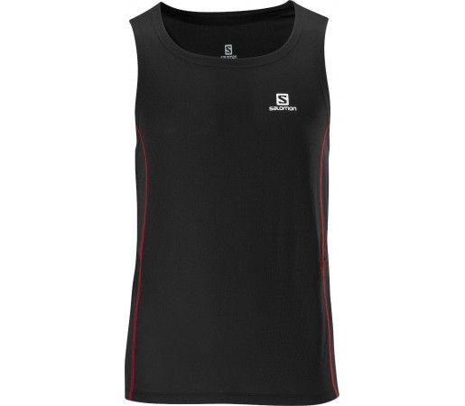 Maieu Salomon Trail Tank M Black 2013