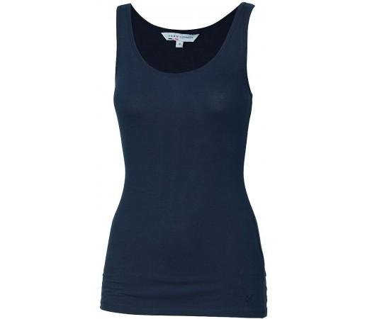 Maiou Crew Clothing Basic Vest Navy