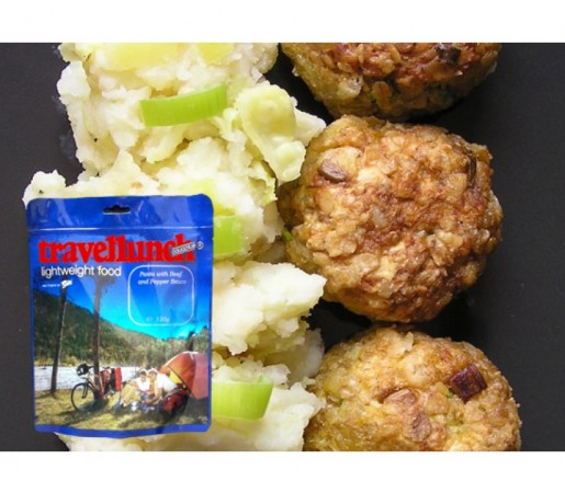 Aliment Travellunch chiftele cu piure de cartofi