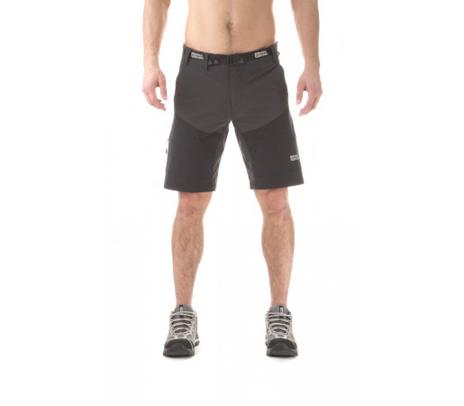 Pantaloni scurti Mordblanc M Crook Negri/Gri