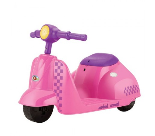Scuter Electric Razor Kixi Mini Mod Roz