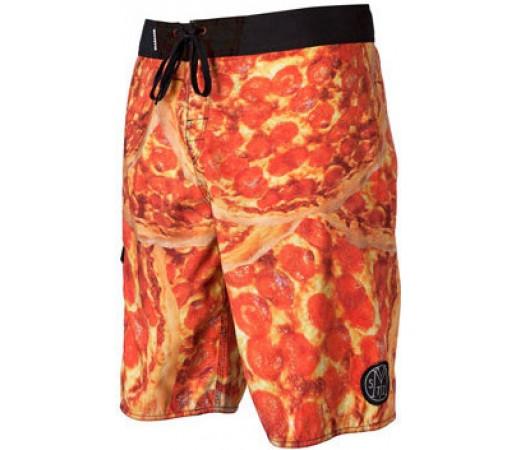 Boardshort Mystic Pizza Portocaliu