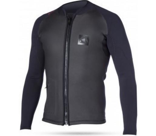 Bluza Mystic SUP Jacket Zip Neagra