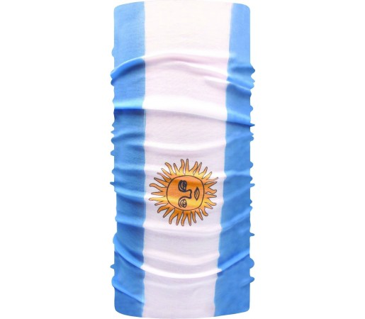 Neck Tube Buff Original Flags Argentina