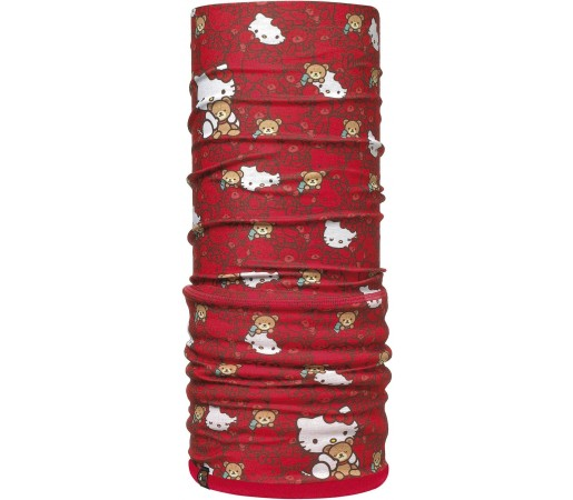 Neck Tube Buff Polar Hello Kitty Hugkit