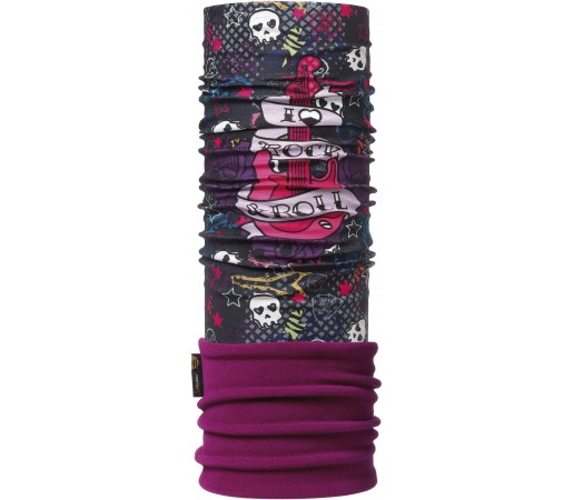 Neck Tube Buff Polar Rock N` Roll